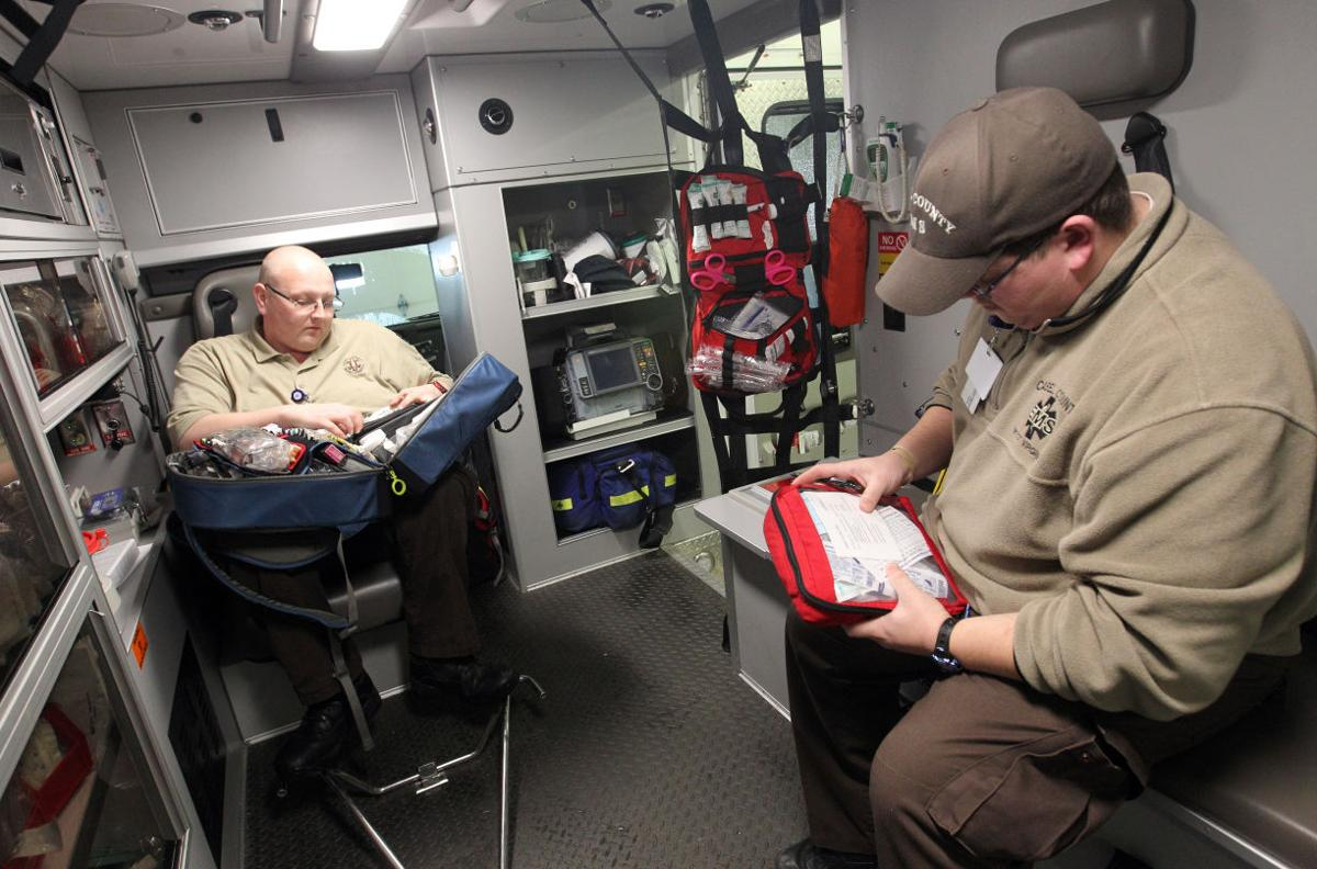 Cabell County EMS receives superior rating