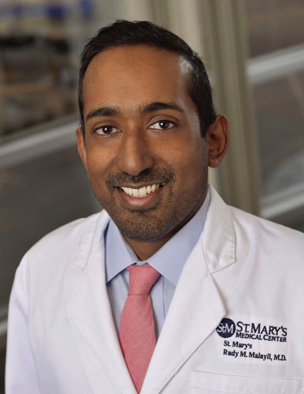 Rudy Malayil, MD Pain Relief Specialist