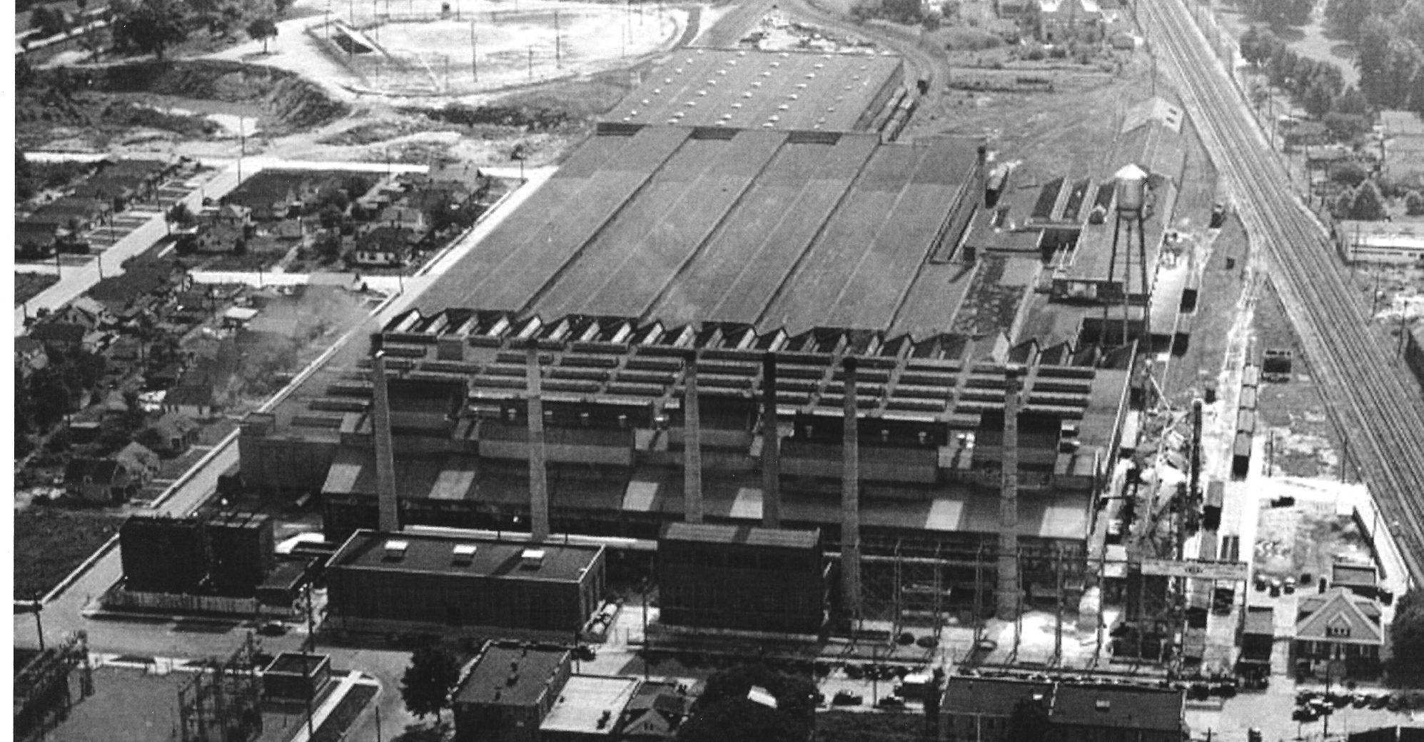 Lost Huntington: Owens-Illinois plant