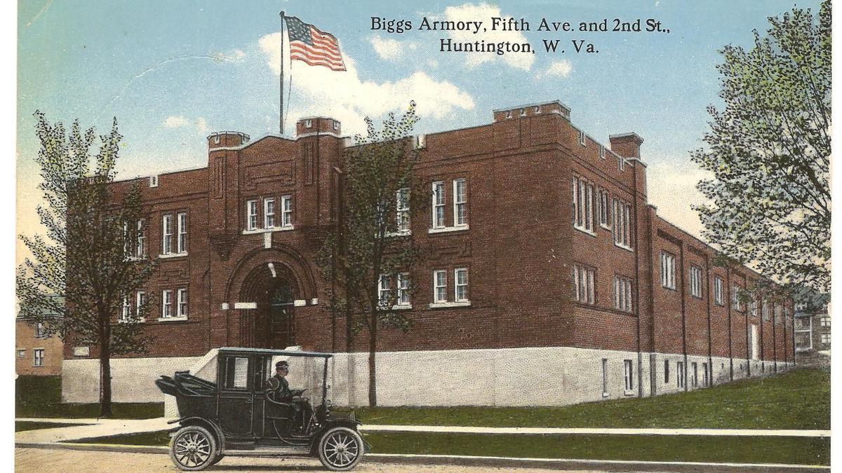 Lost Huntington: The Biggs Armory