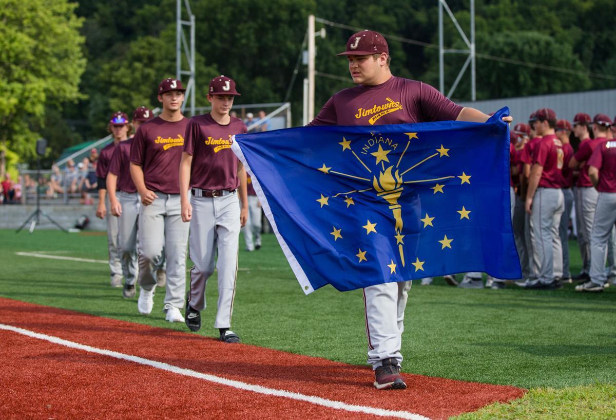 Photos: Ohio Valley Regional Babe Ruth Tournament Opening