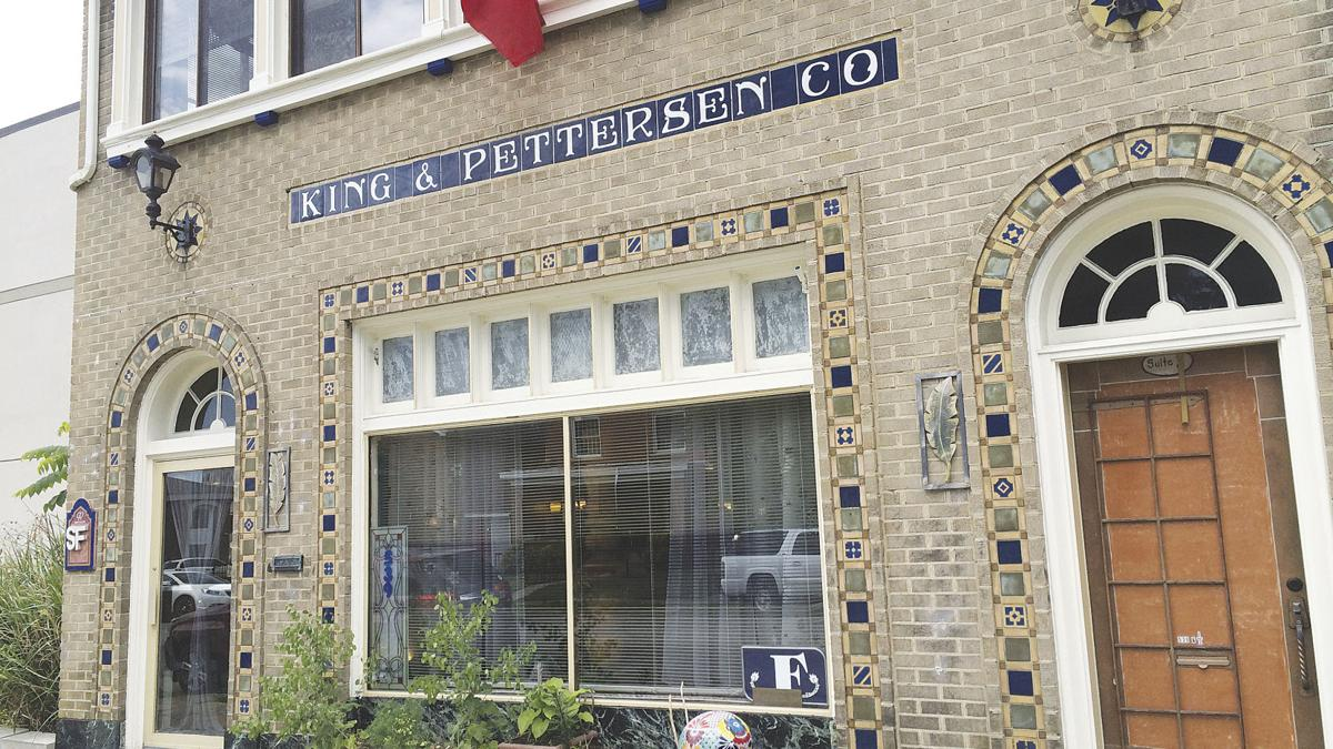 Lost Huntington: King & Pettersen Tile & Marble