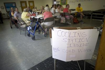 Salvation Army offers refuge from heat | Recent News