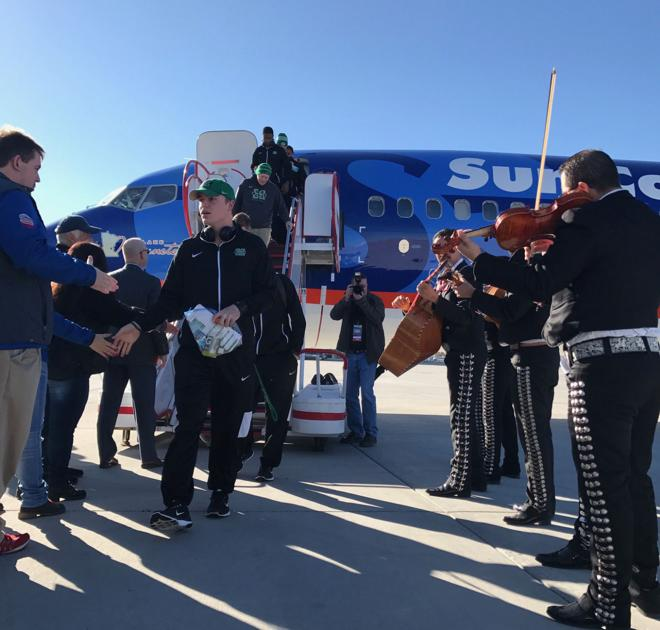 Herd arrives in Albuquerque for bowl game