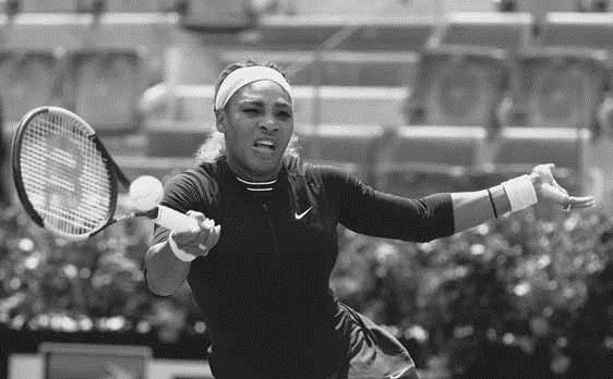Serena to play Greenbrier match