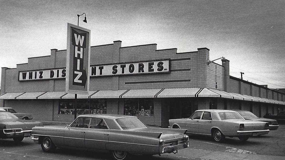 Lost Huntington: Whiz Discount Stores