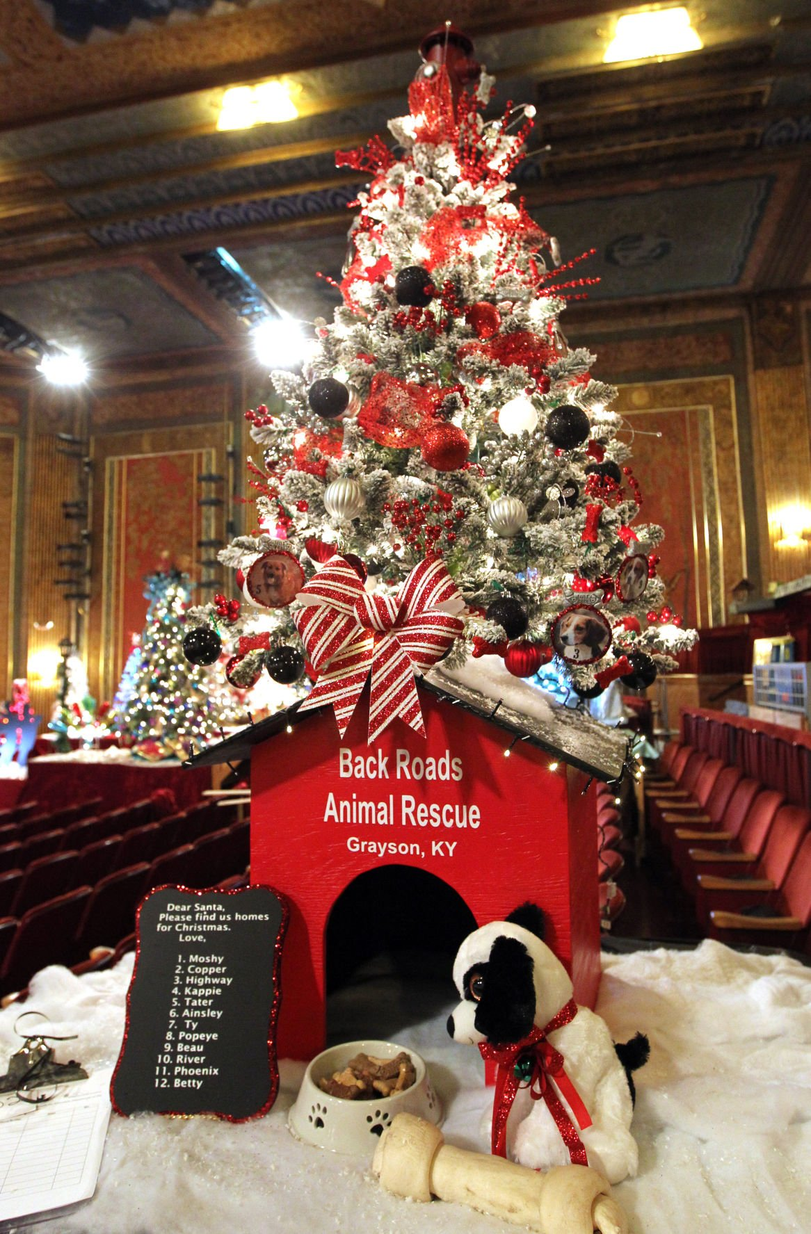 Ashland s Festival of Trees and Trains aims to draw record crowd