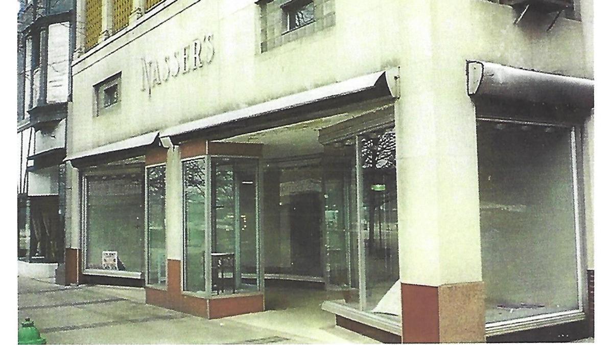 Lost Huntington: Nasser's Department Store