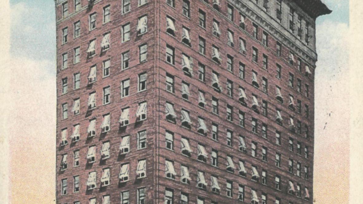 Lost Huntington: The Hotel Farr