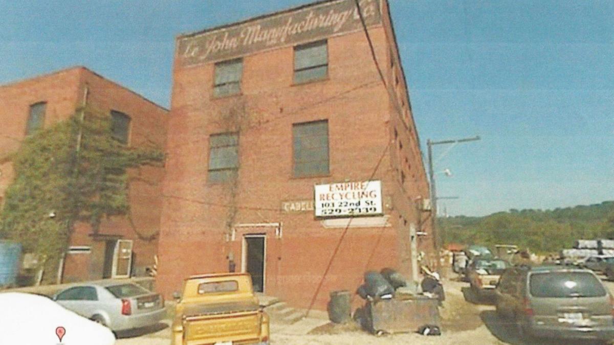 Lost Huntington: Le John Manufacturing