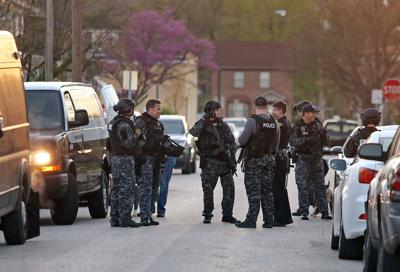 Police roundup: Third person arrested after drug raid at