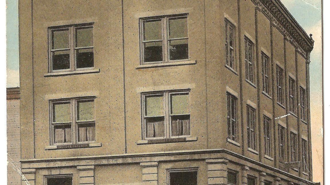 Lost Huntington: Twentieth Street Bank