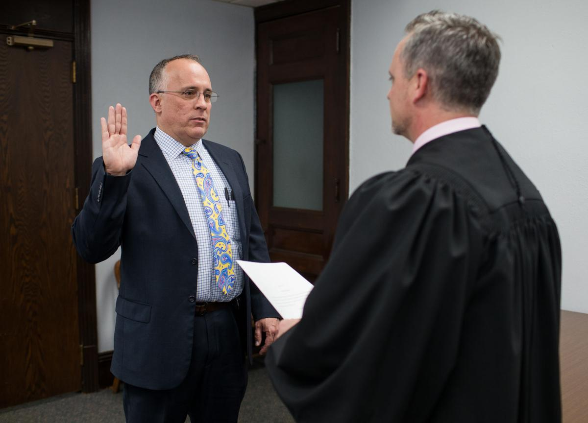 Retired police detective appointed to Cabell magistrate