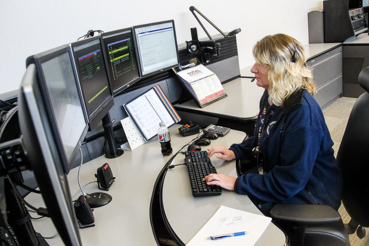 Cabell County raises landline fees to fund 911 center