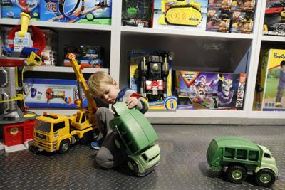 Interactive Toy Stores