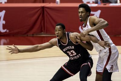 Western Kentucky Alabama Basketball