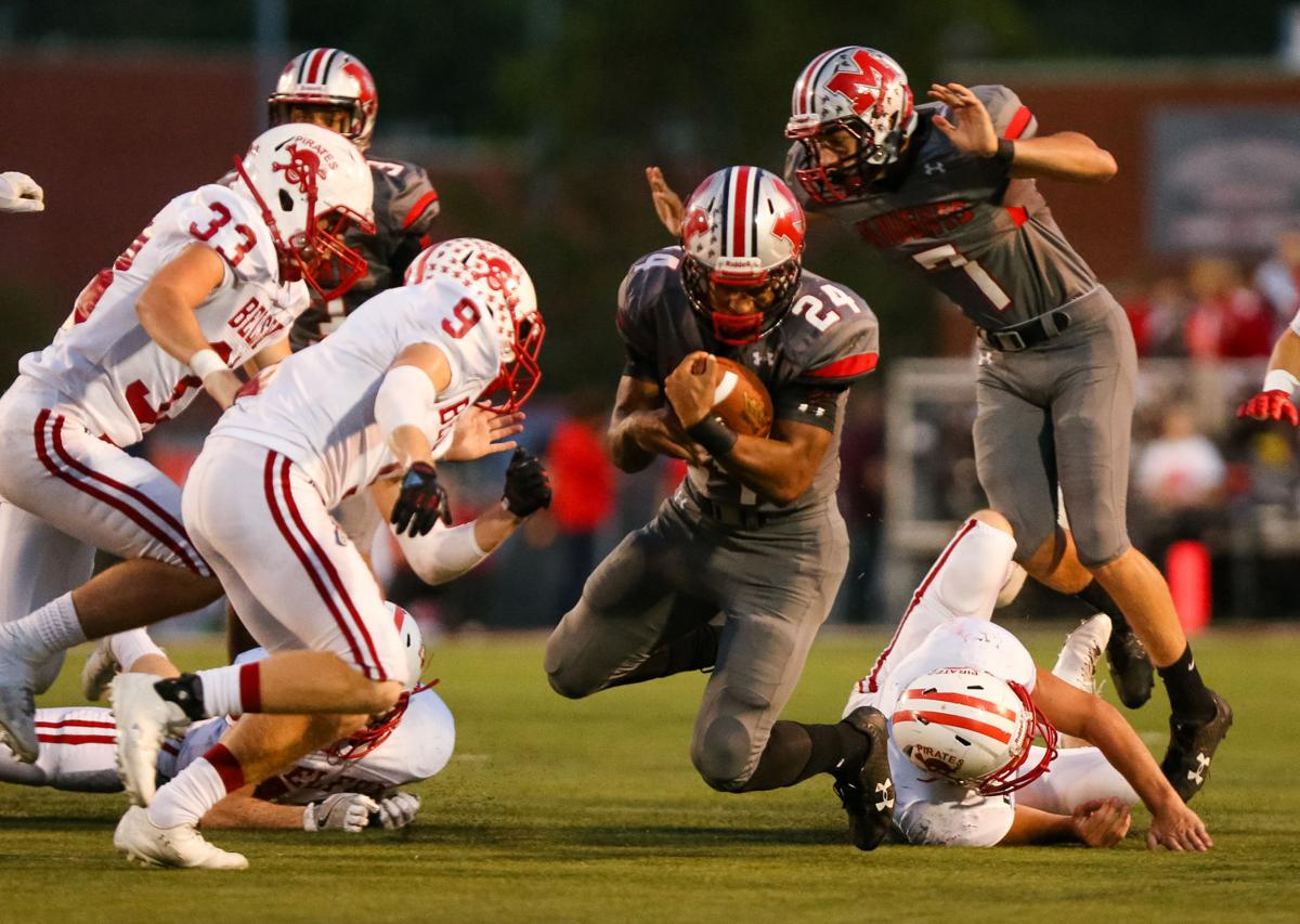Cabell Midland's football field ruled unsafe, will be replaced