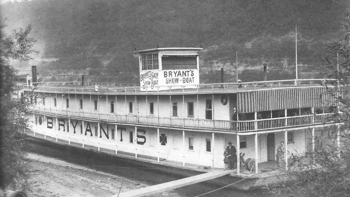 Lost Huntington: Bryant's Showboat