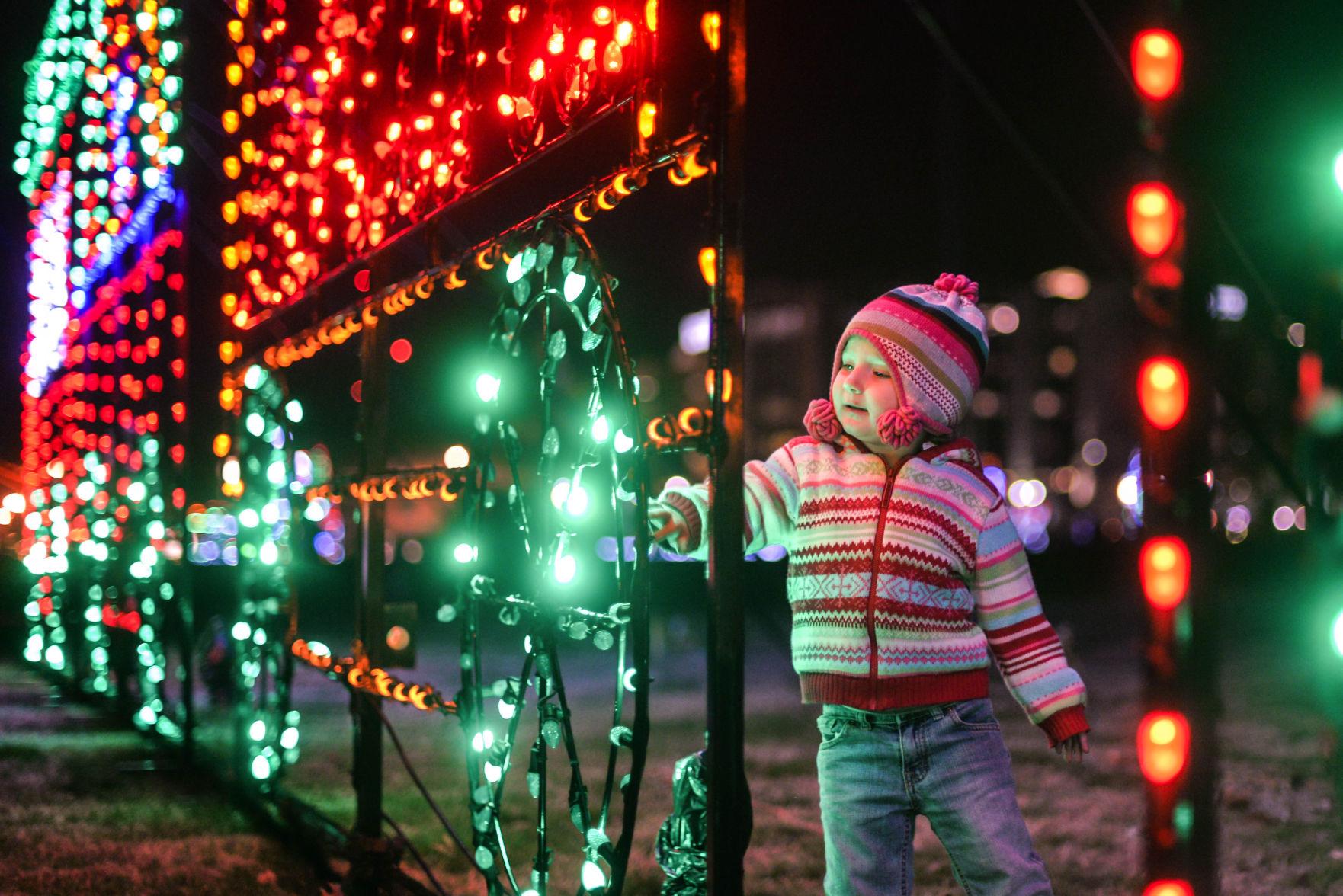 Ashland's Winter Wonderland of Lights starts Nov. 14 in Central ...