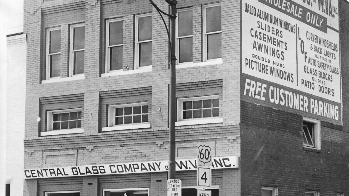 Lost Huntington: Central Glass Company