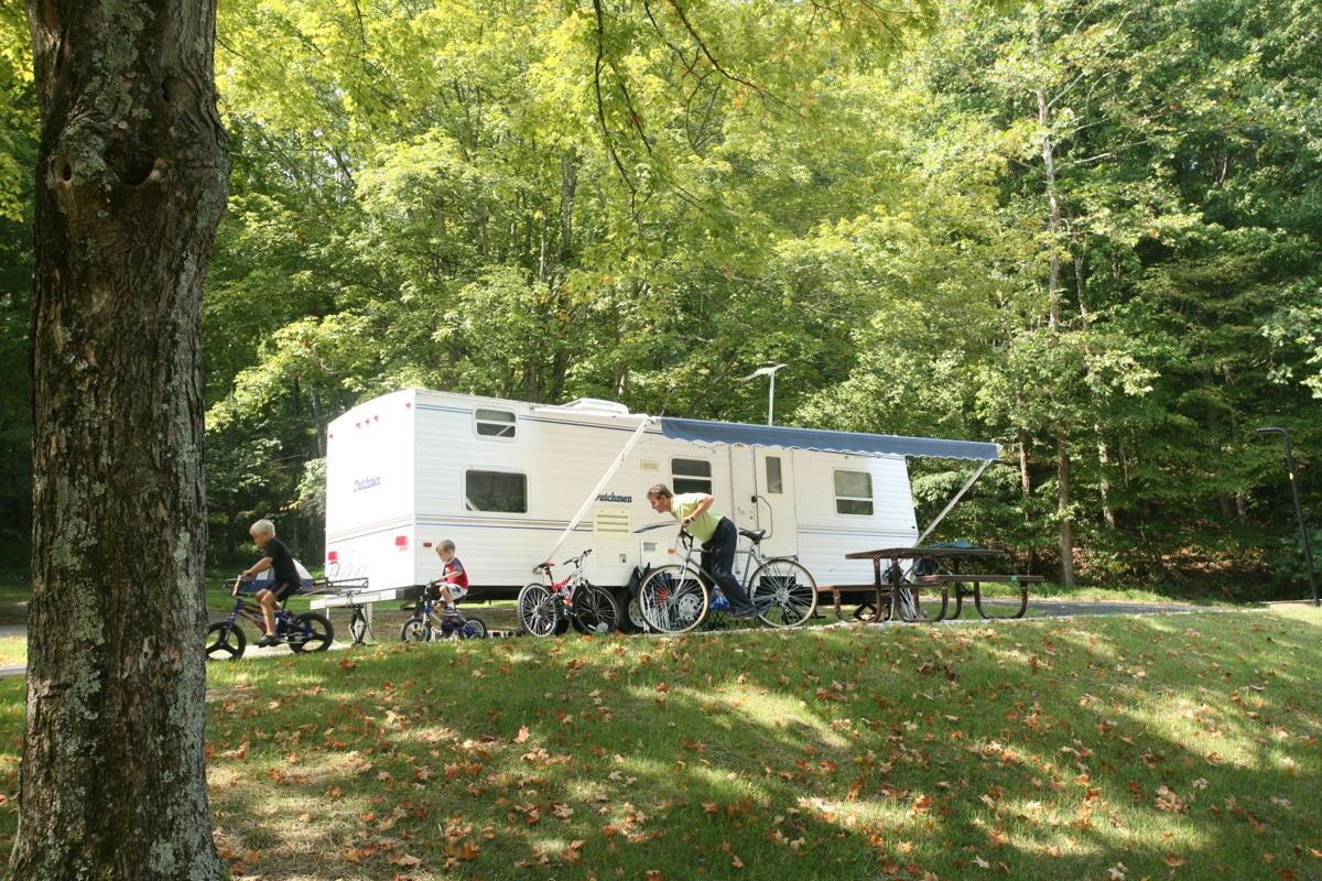 Greenbo Lake State Resort Park voted as top 100 campgrounds