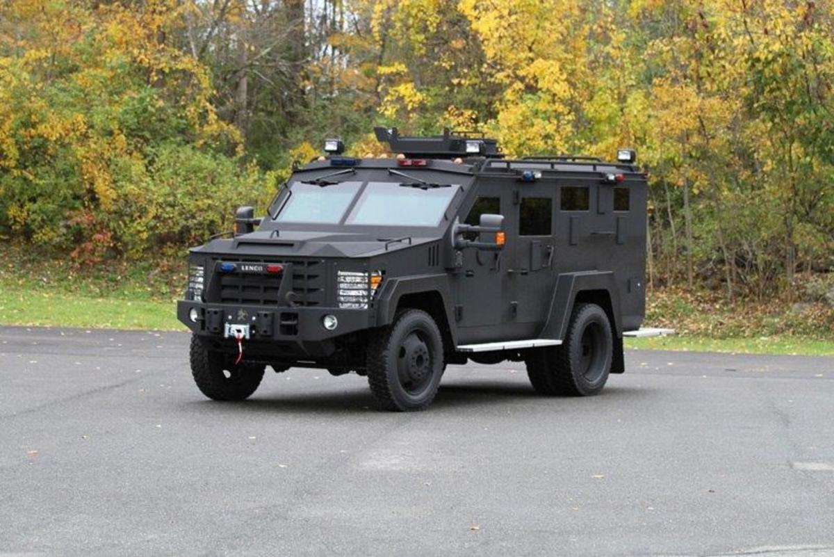 huntington police receive grant for armored vehicle recent news herald. Black Bedroom Furniture Sets. Home Design Ideas