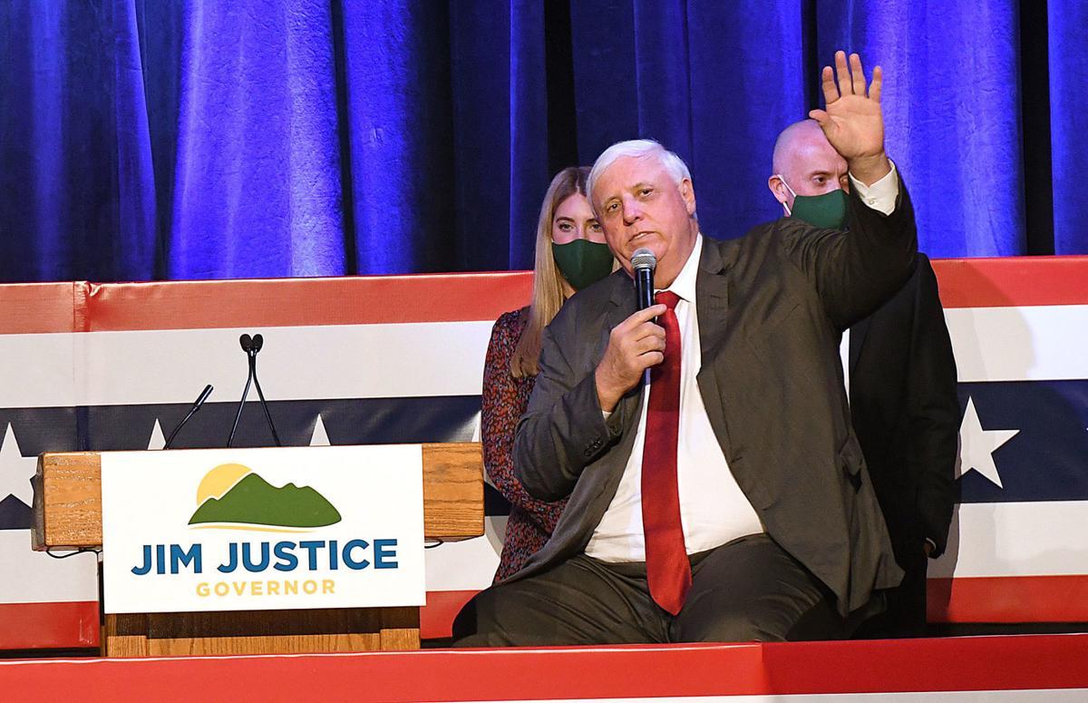 Justice victory speech
