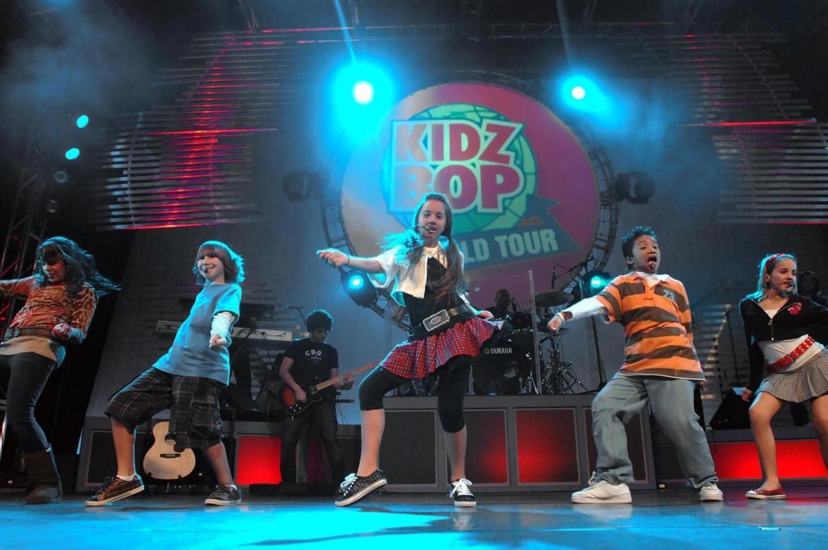 Gallery Kidz Bop World Tour Multimedia Herald