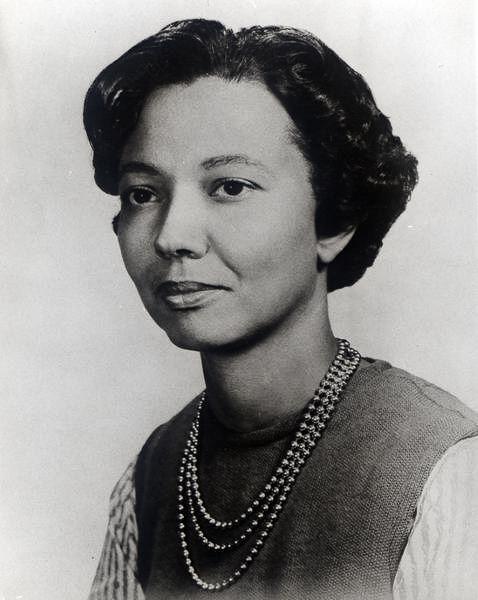 Physician Mildred Mitchell-Bateman