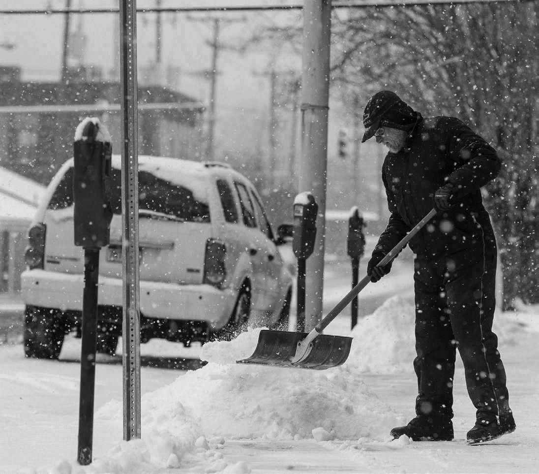 Warmer temperatures expected as residents dig out