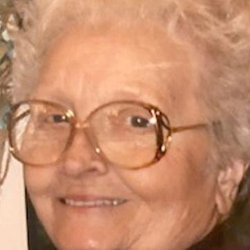 BETTY JANE WILSON FORD