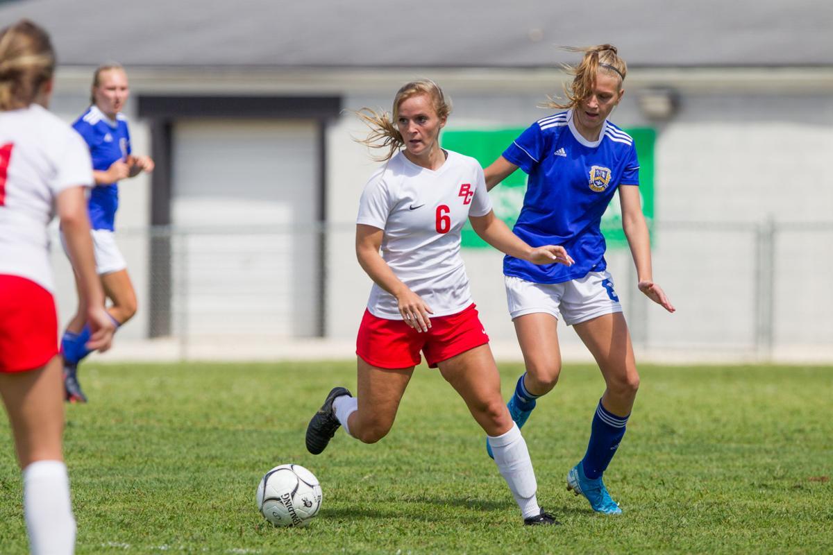 Photos: High School Soccer, Boyd County vs  Huntington St