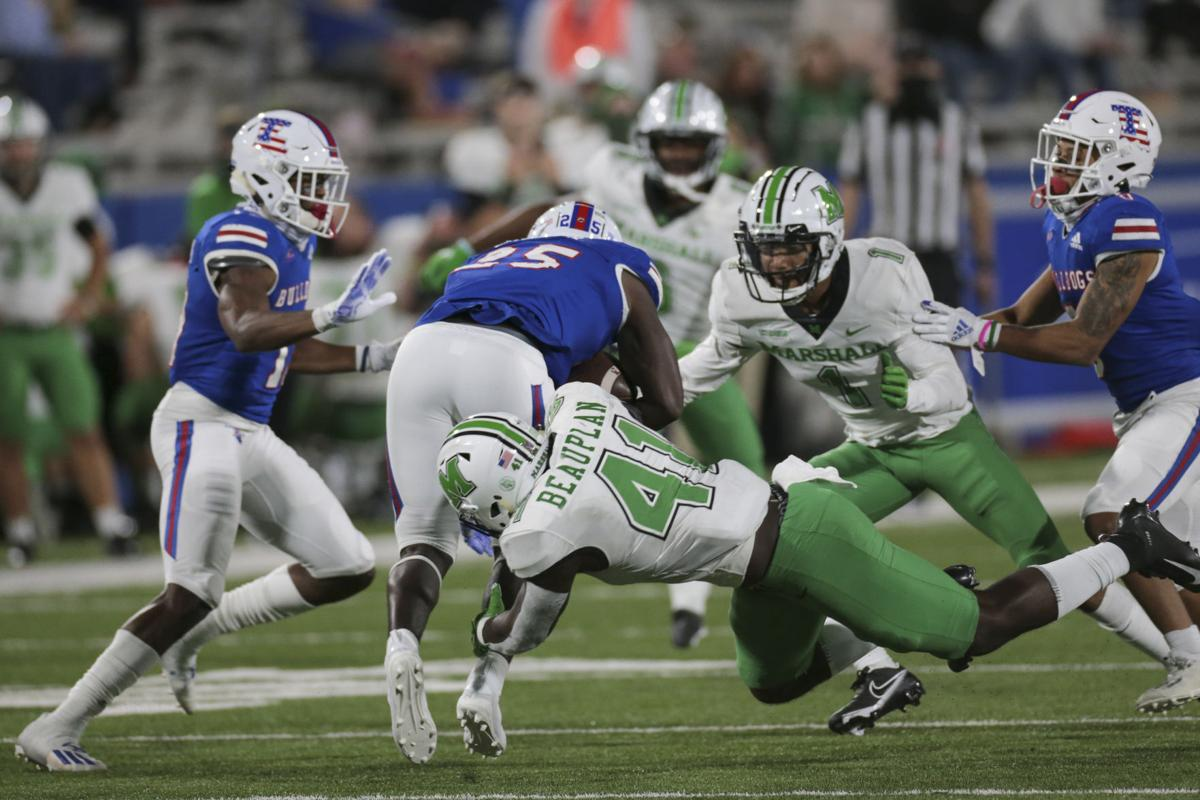 Marshall Thundering Herd vs LA Tech Bulldogs