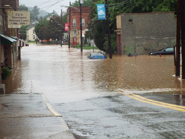 Justice Declares Flooding Emergency In North Central Wv