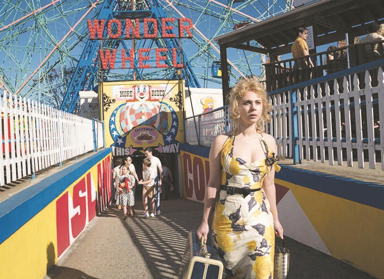 Talented cast spins tragic tale in 'Wonder Wheel'