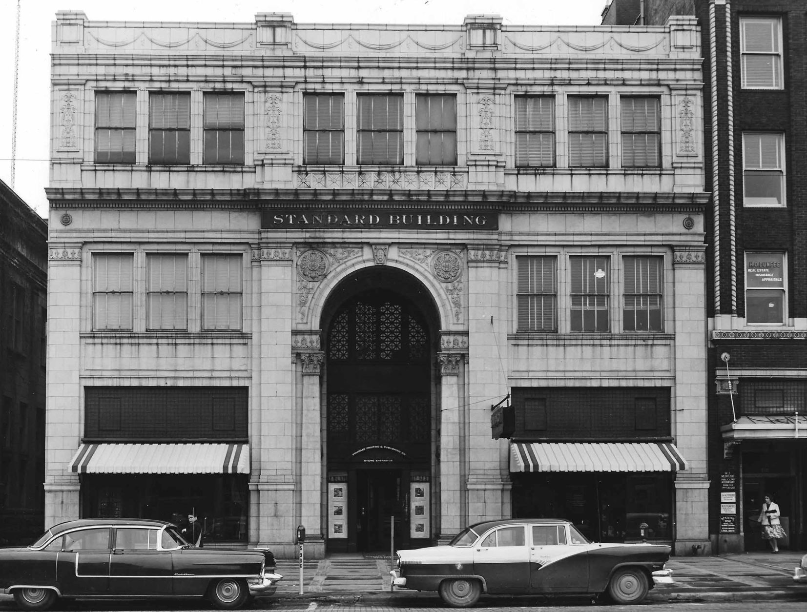 Lost Huntington: Standard Printing & Publishing Co.
