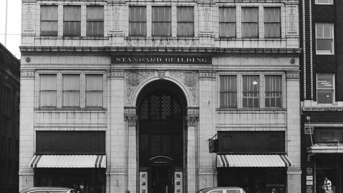 Lost Huntington: Standard Printing & Publishing Co.