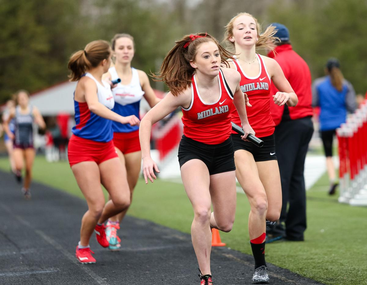 Photos: Carlos Akers/Doc Hale high school track and field ...