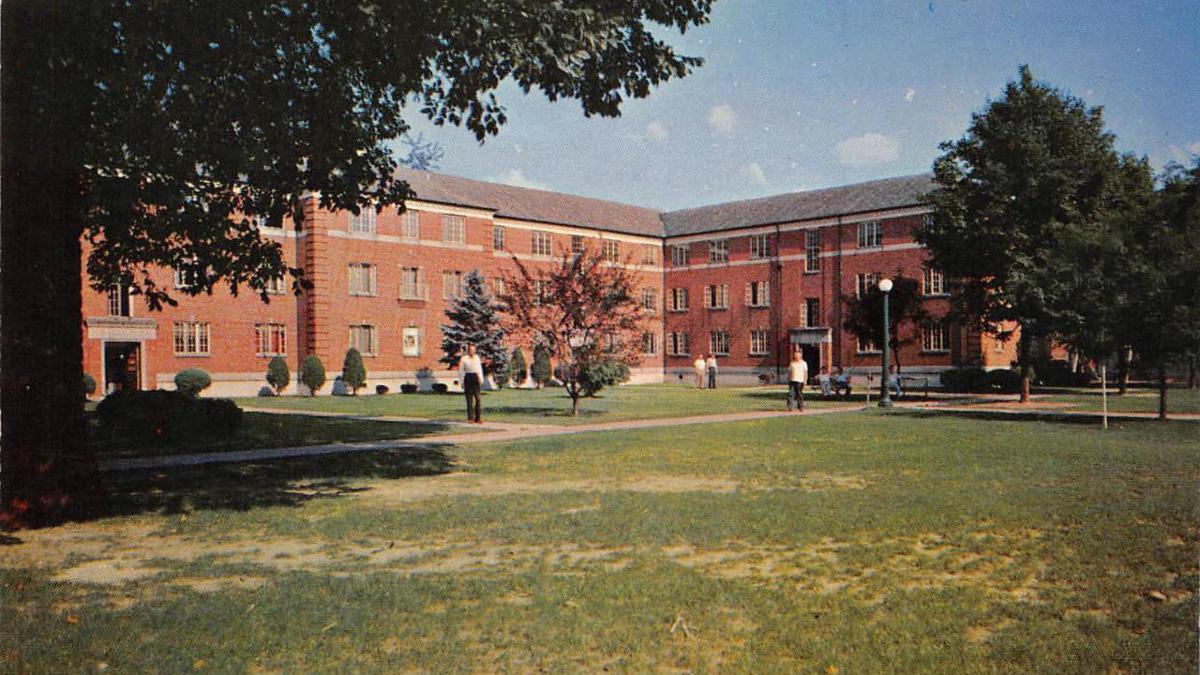 Lost Huntington: Hodges Hall