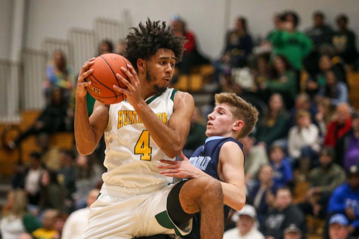 Photos: High School Basketball, Timberwolves vs. Highlanders