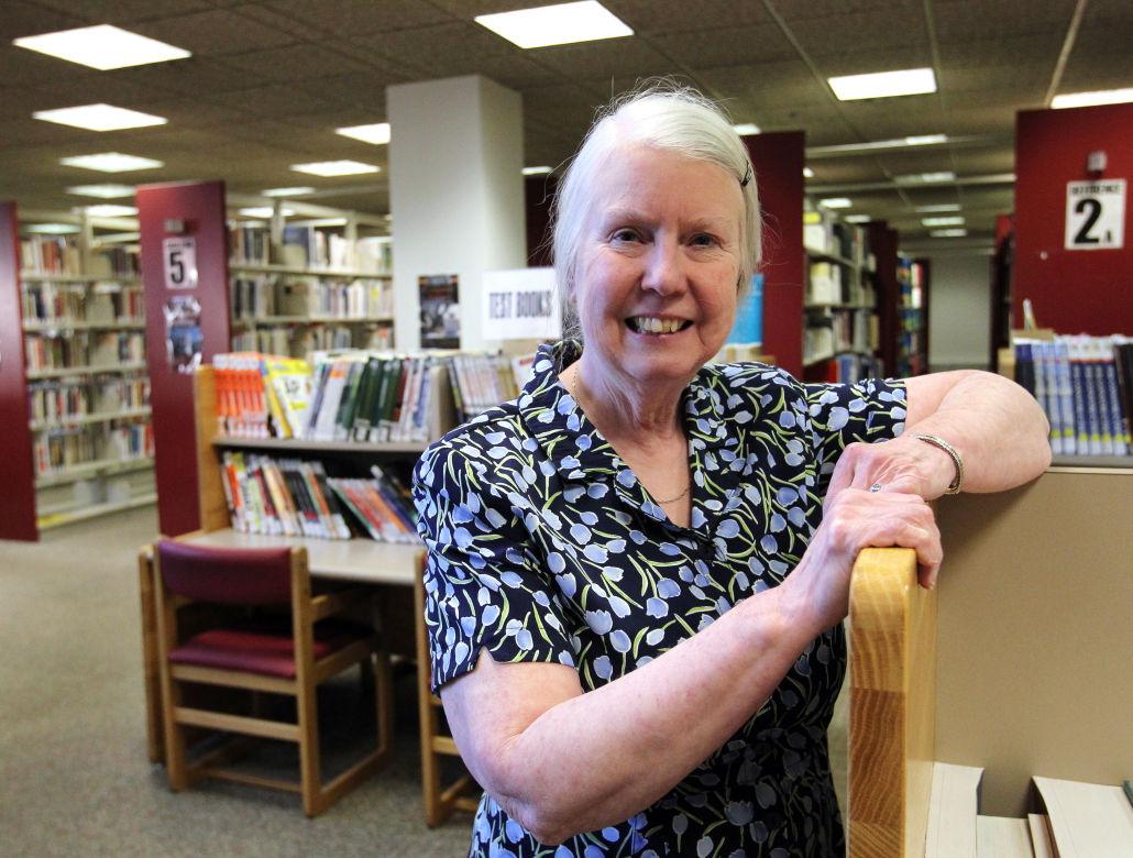 Longtime Cabell County library director finds role rewarding
