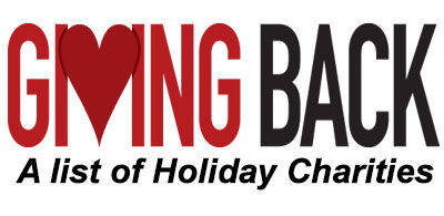 Holiday Charities