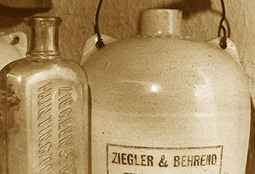Lost Huntington & Ziegler Behrend