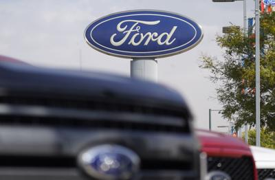 Ford Chip Shortage