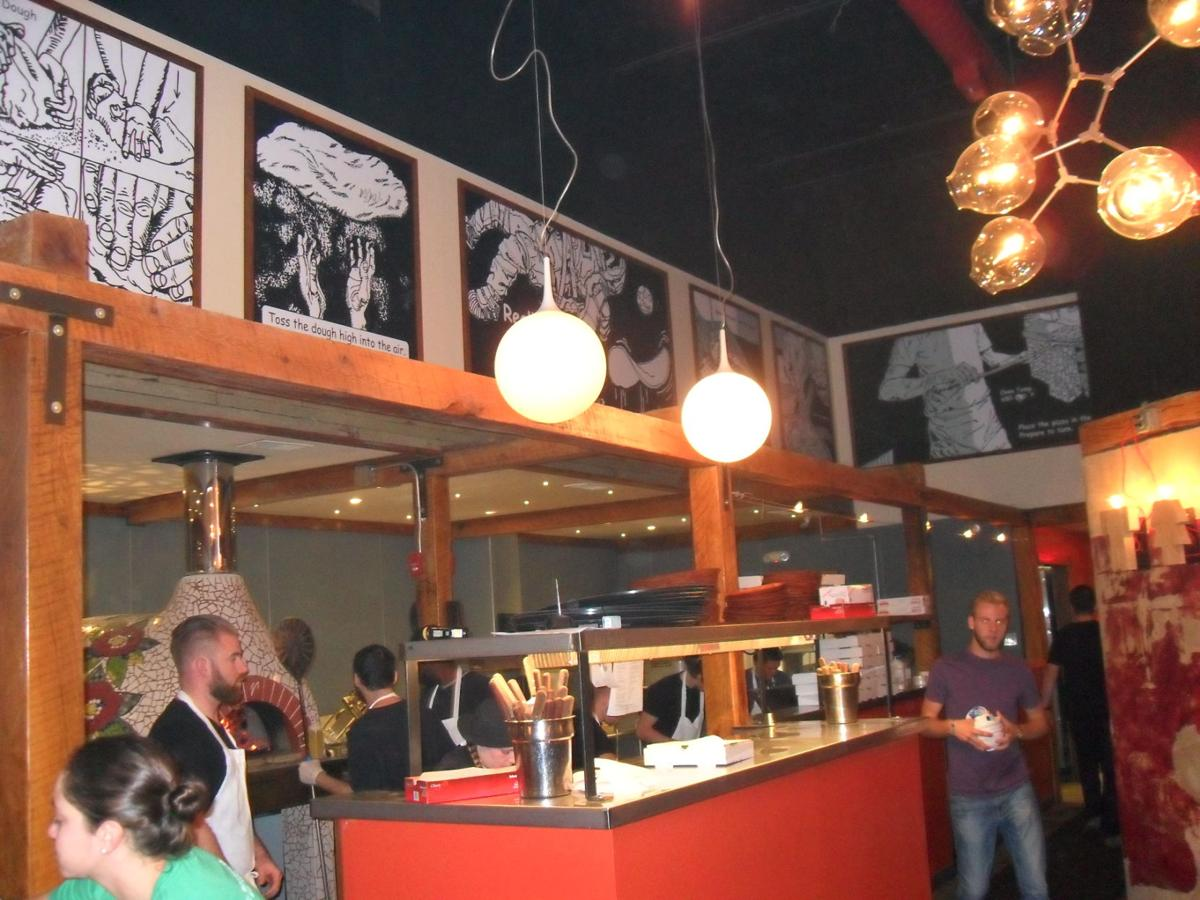 Backyard Brings Its Popular Pizzas Back To Downtown