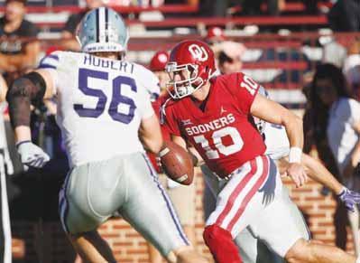 Oklahoma transfer QB to enroll at WVU