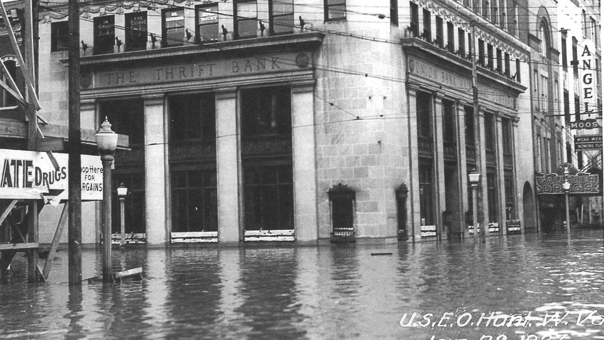 Lost Huntington: The Union Bank