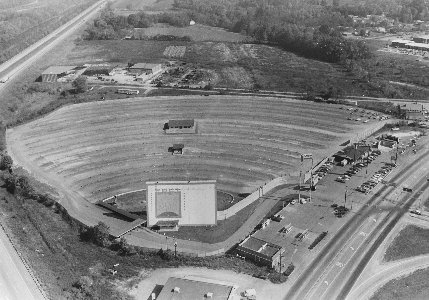 Lost Huntington: East Drive-In Theater