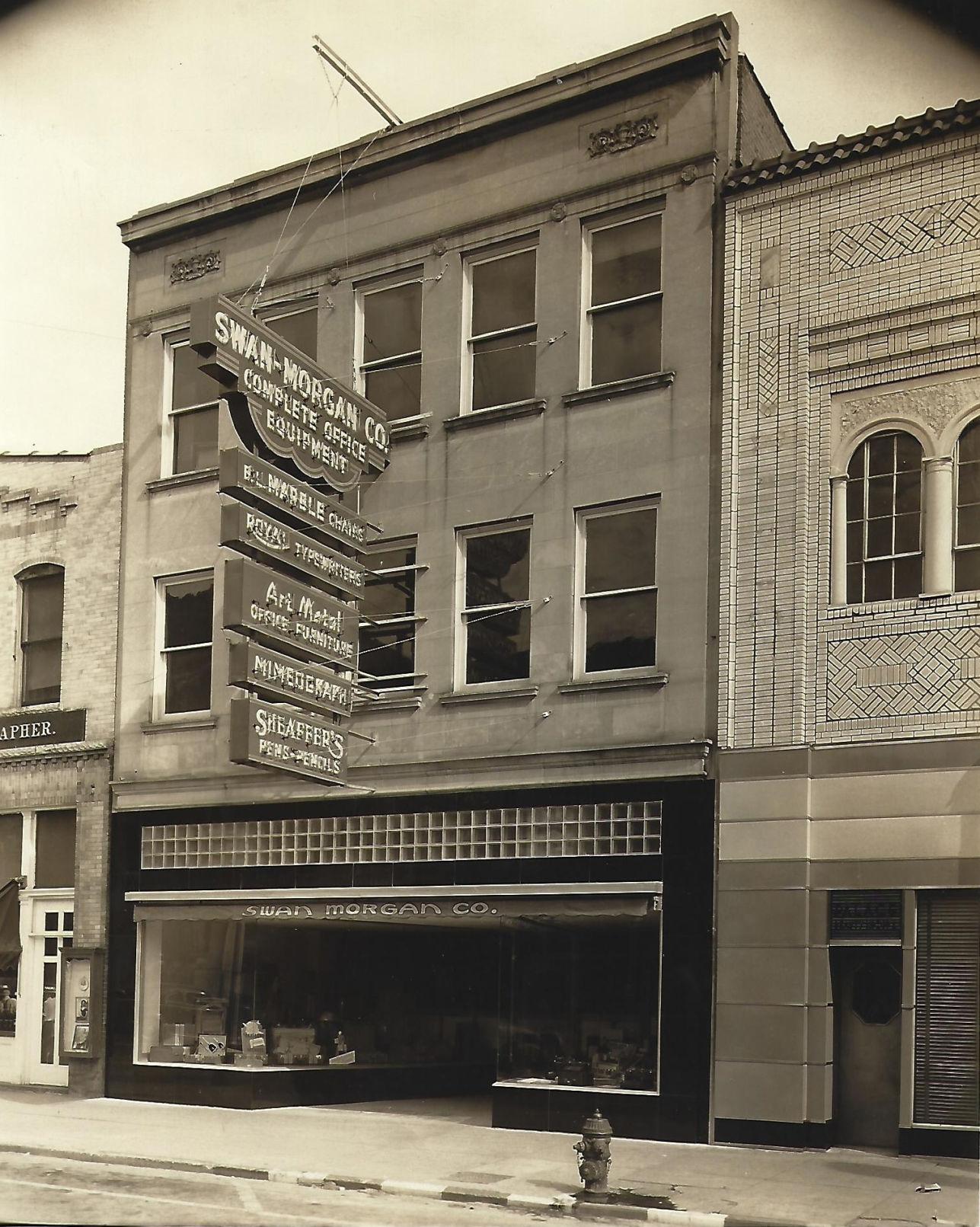 Lost Huntington: The Swan-Morgan Co.
