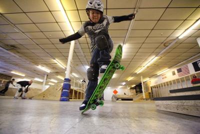 Indoor Park Draws Skateboarders To Ky Recent News Herald